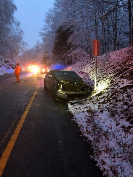 car crash a