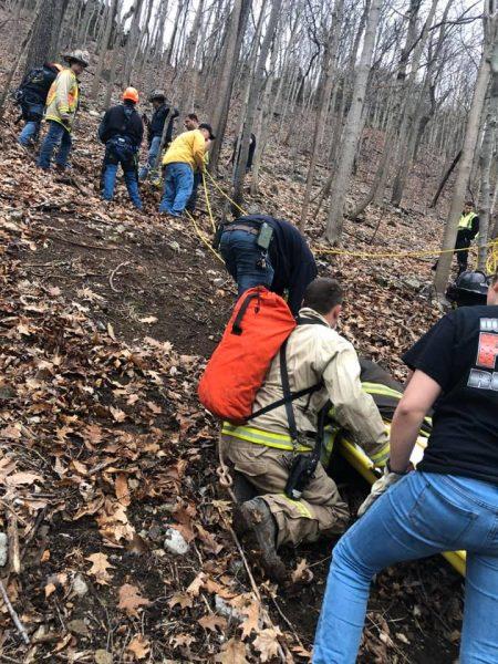 march 25 rescue b